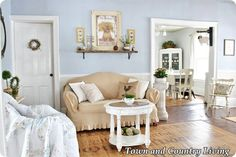 The Cottage Market: Cottage of the Week: Town and Country Living