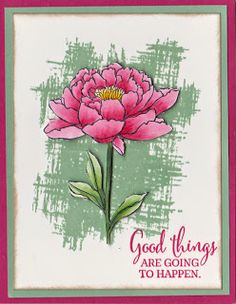 You've Got This, by Carole Parsons Stampin' Up! Demonstrator