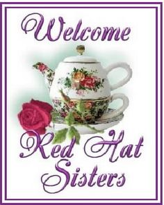 Welcome Red Hat Sisters