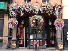 Palace Bar, Dublin, Ireland…