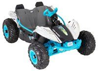 Fisher-Price Power Wheels Dune Racer Chrome Ride-On
