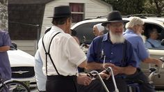The Amish on vacation - FOX 13 News