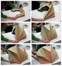 New Origami Architecture Geometry Paper Sculptures 21 Ideas Architecture Pliage, Architecture Origami, Temporary Architecture, Tropical Architecture, Architecture Design, Origami Design, 3d Origami, Diy Paper, Paper Art