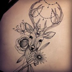 Do you want an elegant tattoo, but are running short of ideas? Check out the following 12 Elegant Tattoos. You will be sure to get some inspiration from this amazing list!There is something extra sensual about how this tattoo is on one side of the back, seperated in the middle by the spine.