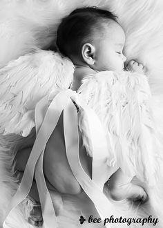 angel baby by kbeagley