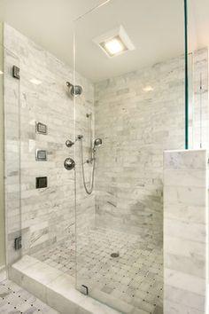 Menlo Park Residence - traditional - bathroom - san francisco - Studio S Squared Architecture, Inc.