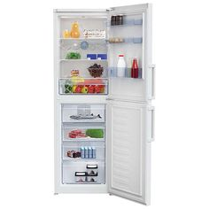 BuyBeko CFP1691W Fridge Freezer, A+ Energy Rating, 60cm Wide, White Online at johnlewis.com