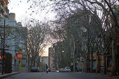 Montevideo. Si sierro los ojos estoy de vuelta