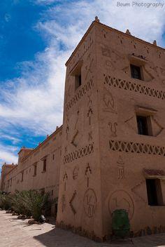 Kasbah - Erfoud, Morocco
