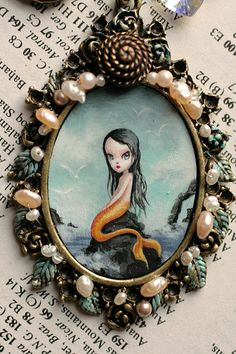The Siren by Mab Graves by mab graves, via Flickr