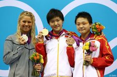 #TBT when TrueSport Ambassador and Olympian Elizabeth Beisel won silver in the 400m individual medley!