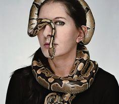 Experimentar el Arte: Marina Abramovic