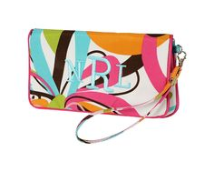 personalized wristlet for $25