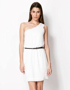 Bershka 2014 Elbise Modelleri - Elbise Vitrini | 2014 Abiye Elbise Modelleri