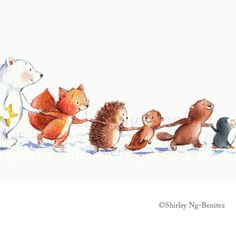 Animal Party - Shirley Ng-Benitez
