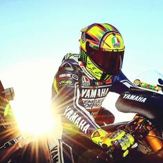 Let it shine #valentinorossi #motogp #Padgram