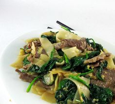 Asian-Style Pantry Noodles