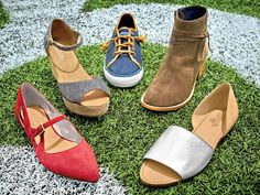 The Best Shoes For Game Day: Comfortable Shoes, From The Tailgate To The Stadium
