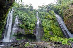 Top 7 Greatest Hidden Waterfalls in Bali