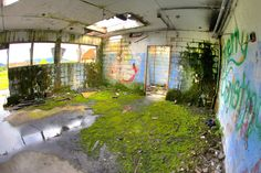 The Most Insane Abandoned Places in Washington