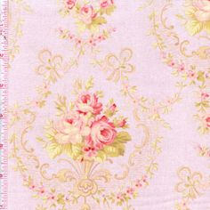 Scarborough Fair By Robyn Pandolph For RJR Fabrics Color: Orchid Ref # rjr0058-2 $8.79    yd.