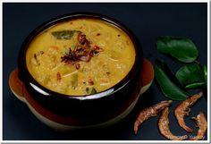 Churakka - Unakka Chemmeen Curry