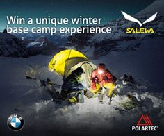 Win a Winter Base Camp Experience