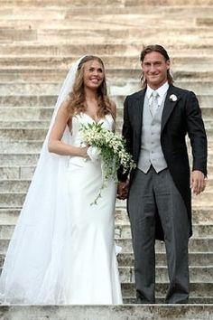 totti ilary blasi matrimonio