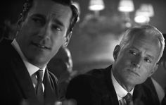 """""""What do women want?"""" - Don Draper """"Who cares."""" - Roger Sterling"""