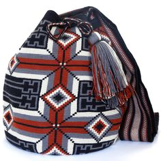 Wayuu Boho Bags with Crochet Patterns. Proceeds go to the Wayuu tribes in Venezuela and Colombia.