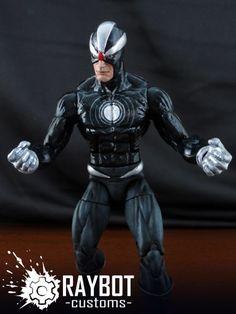 Havok (Uncanny Avengers) (Marvel Legends) Custom Action Figure
