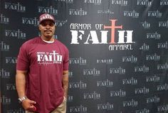 Story: Reformed Gang Member Creates Christ-Themed Clothing Line - by Khurram Aziz - Two years ago, Tony Lopez was a gang member. Today, the Fresno native is the owner and creator of Armor of Faith Apparel, a clothing line based on his faith in Christianity.  Lopez told Your Central Valley that he got caught up in gang life at the age of 14, quickly learning to participate in... #SmallBusiness