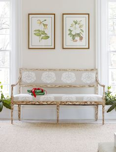 Frank Babb Randolph; White Christmas: Traditional Home®