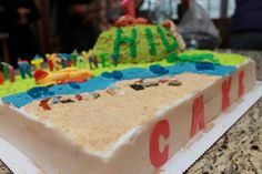 WordWorld cake