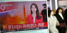 """Top News: """"NORTH KOREA POLITICS: Pyongyang Fires Ballistic Missile"""" - http://politicoscope.com/wp-content/uploads/2017/02/North-Korea-fired-a-ballistic-missile-North-Korea-pOLITICS-NEWS.jpg - North Korea fired a ballistic missile into the sea early on Sunday, the first such test since U.S. President Donald Trump was elected, and his administration indicated that Washington would have a calibrated response to avoid escalating tensions.  on World Political News - http://politic"""