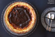 Flan patissier ou parisien Puddings, Mousse, Pie, Desserts, Food, Bergamot Orange, Raspberries, Home Made, Torte