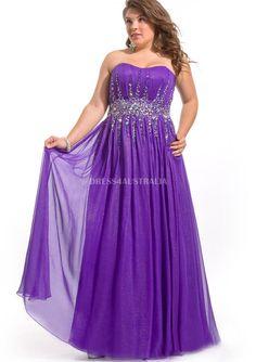 Cheap and Australia Sparkle Beaded Regency Chiffon Plus Size Evening Dress / Prom Dresses from Dresses4Australia.com.au
