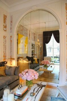 283 Best Mirrored walls images in 2019 | Interior, Interior ...