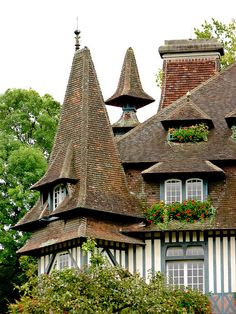 Deauville roof