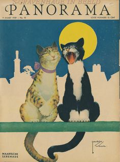 cats Lawson Wood cover -  9 Maart,1939