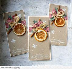 Znalezione obrazy dla zapytania kartki świąteczne inspiracje