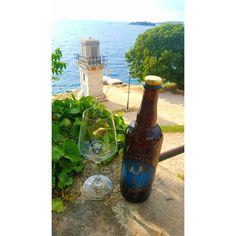 """""""Neverin forte e scuro l'elisir dell'uomo duro"""" #campagnolo #birracampagnolo #birra #beer #pivo #artigianale # birraartigianale #nonfiltrata #nonpastorizzata #beerporn #beergarden #trieste #italia #italy #croatia #rovinj #fvg #friuliveneziagiulia #fvglive"""