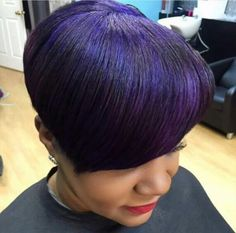 #Purple #Pixie #hair #hairswagg #bundlesdeals #freeshipping #30daygurantee #pervuian #indian #malaysian #blonde #blondehair #blonde27 #blonde613 #hair #hairswagg    tiffanymoore.mayvenn.com