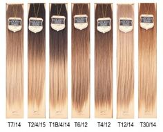 808 i tip straight 18 bundle masalon pinterest skinweft ombre straight the hair shop pmusecretfo Image collections