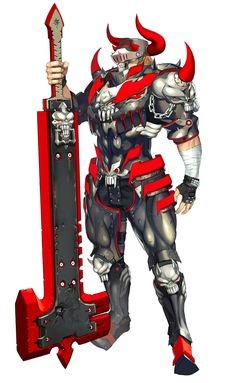 Male Gladiator from Trinity 2