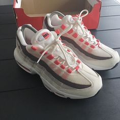 99156a9b11 Nike air max 95's - brand New in box - Women's U.K. 6 Item sent first. Depop