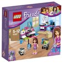 Lego Friends: Olivias Creative Lab (41307) 41307 Help Olivia create a robot family for Zobo!Get busy in Olivia™s lab and help her invent some new robots! Take a good look at the plan on her drawing board then use all the tools and get building. Now  http://www.MightGet.com/january-2017-11/lego-friends-olivias-creative-lab-41307-41307.asp