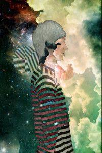 intergalactic digital portrait Digital Portrait, Painting, Art, Art Background, Painting Art, Kunst, Paintings, Gcse Art