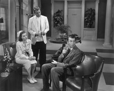 """Elwood P. Dowd (James Stewart): """"Well, I've wrestled with reality for 35 years, Doctor, and I'm happy to state I finally won out over it."""" -- from Harvey (1950) directed by Henry Koster"""