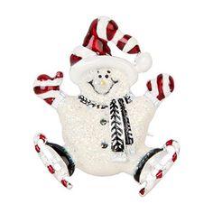 #Emaille #Schneemann #Brosche #Pin #Weihnachtsgeschenk Emaille Schneemann Brosche Pin Weihnachtsgeschenk, , Funkelnde Kristall Strass Weihnachtsbaum Brosche, tolles Geschenk für Ihre lieben, Befestigt mit standard Pin Fang, Größe: ca. 1,97 x 1,77 Zoll / 5 x 4,5 cm, Material: Legierung, Farbe: Sehen Sie die Bilder